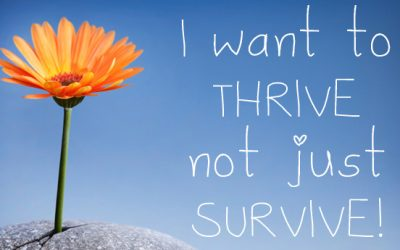 A summer of thriving!